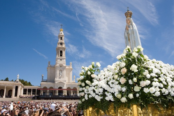 Fatima Sanctuary, Portugal