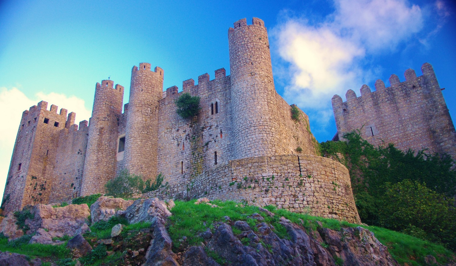 Obidos, Castle by Essencia da latitude