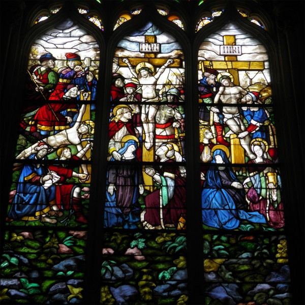 Batalha Monastery, stained glass