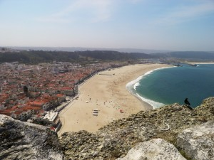Nazaré-Beach-View
