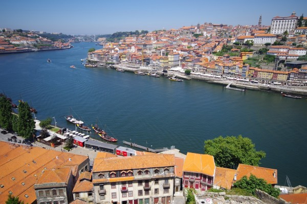 Oporto City by Douro River by Essencia da Latitude