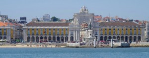 Terreiro do Paco square Lisbon, by Essencia da Latitude