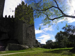 Guimaraes City Castle