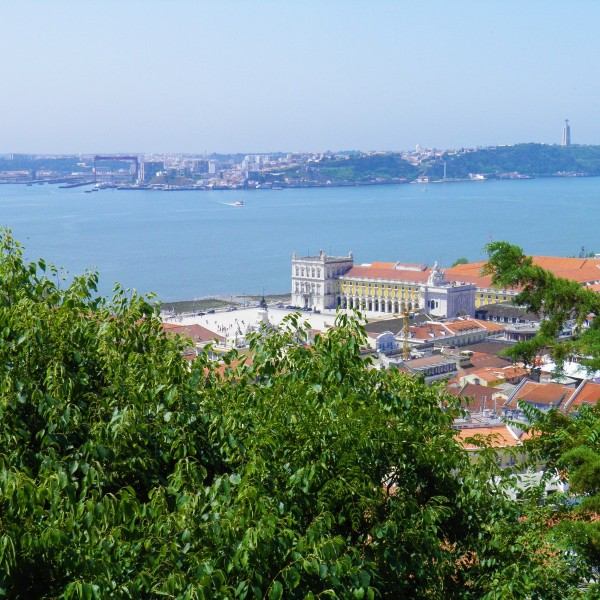 Lisbon View from the Castle‡ by Essencia da Latitude