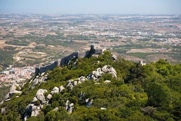 Moorish Castle, Sintra by Essencia da Latitude