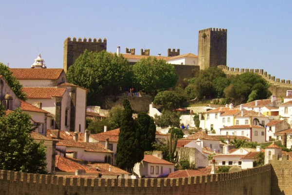Óbidos view by Essencia da Latitude