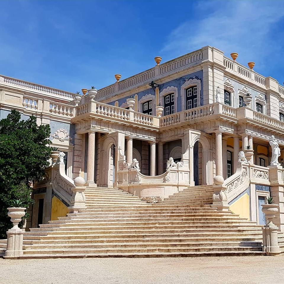 Queluz Palace by Essencia da Latitude