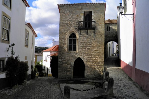 Óbidos Synagogue by Essencia da Latitude