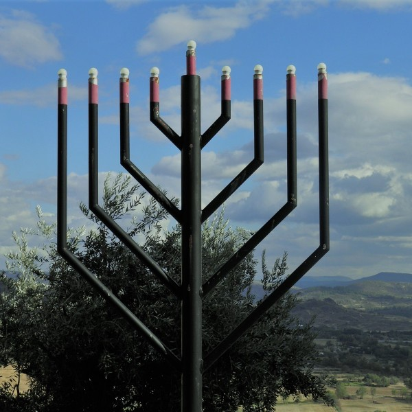 Belmonte, Menorah by Essencia da Latitude