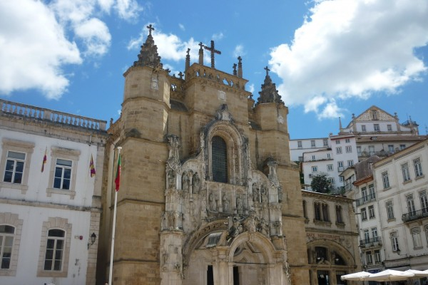 Coimbra Old Town by Essencia da Latitude