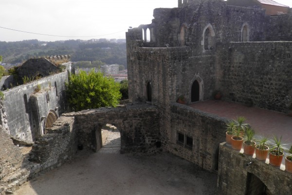 Leiria Castle by Essencia da Latitude