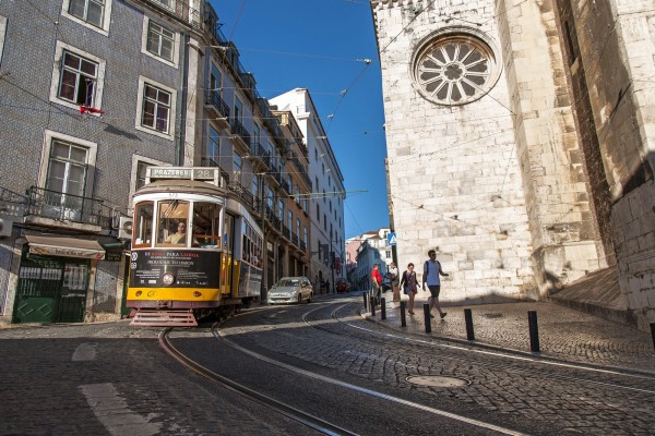 Lisbon, Old Town by Essencia da Latitude