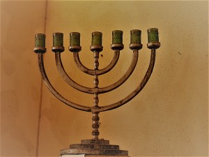 Menorah-Tomar by Essencia da Latitude